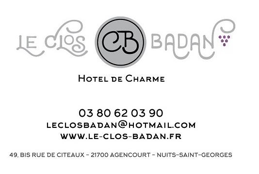 Hotel Le Clos Badan