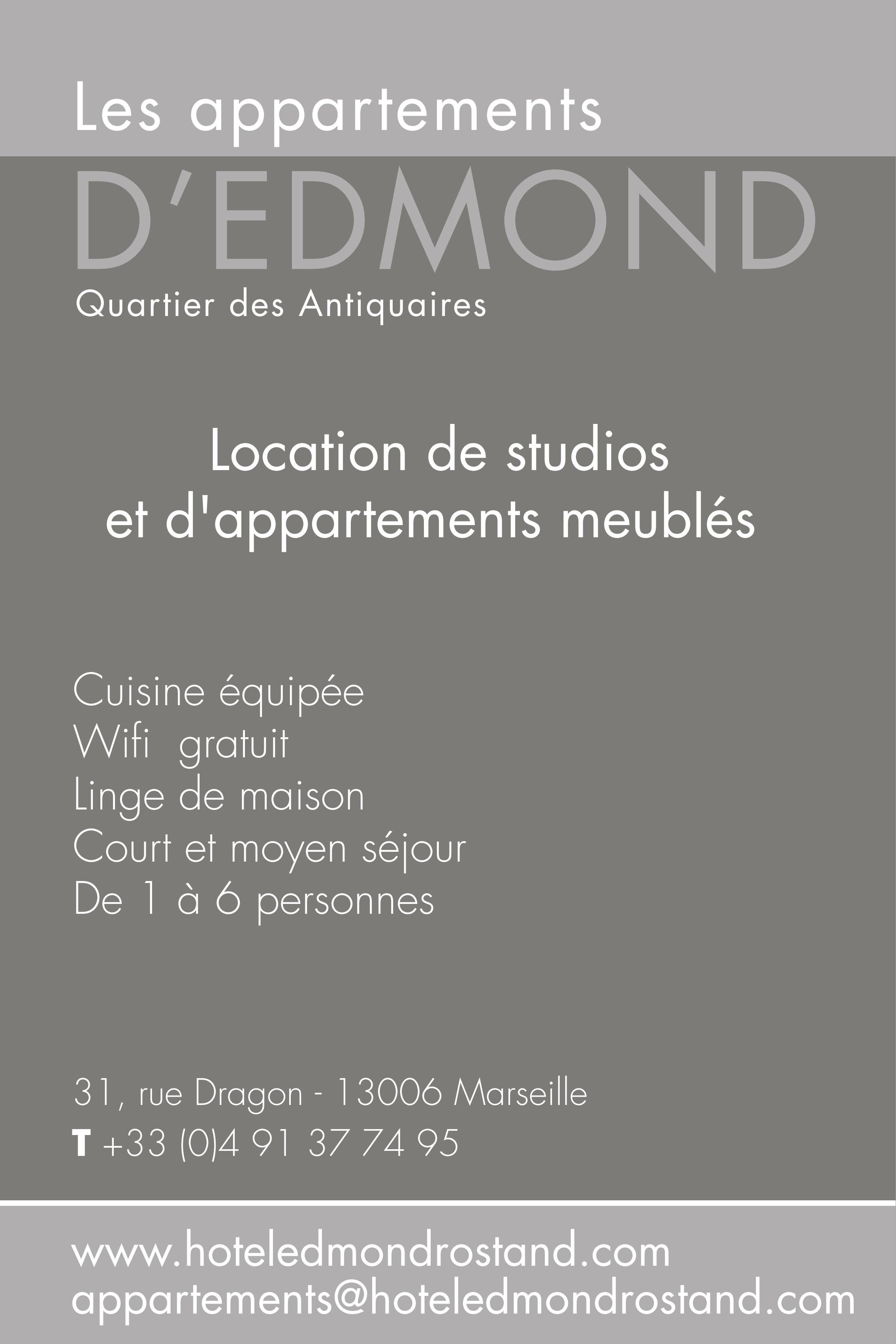 Les appartements d Edmond