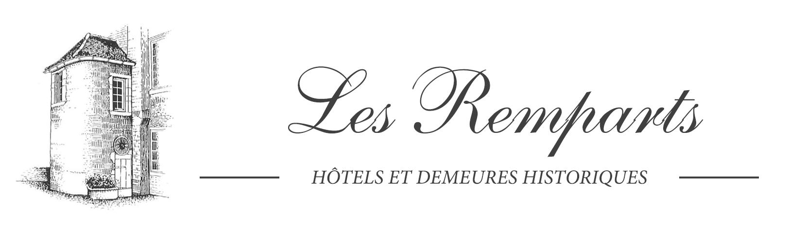 Les Remparts Hôtels et Demeures Historiques