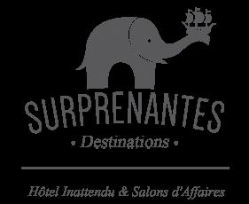 Surprenantes Destinations - Hôtel Inattendu