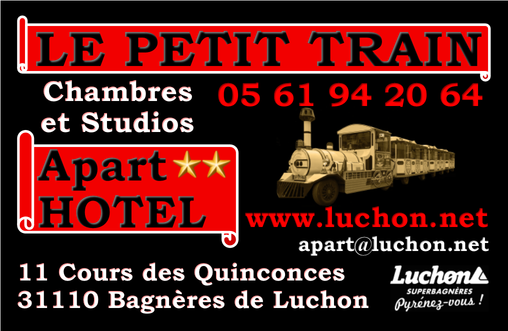 ApartHOTEL LE PETIT TRAIN